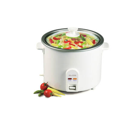 Maxim Rcs10C 10 Cup Rice Cooker And Steamer - Steam Rack For Cooking Vegetables / Veggie