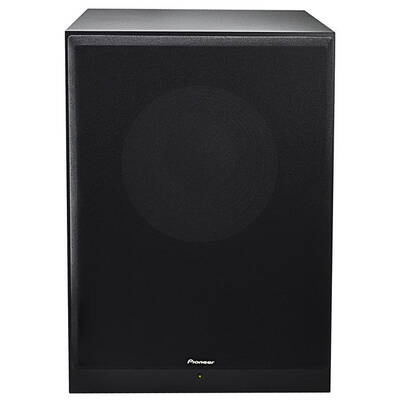 it is subwoofer Bass Reflex Powered Subwoofer 200W for Home Theatre/TV/Music