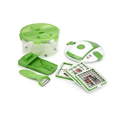 Salad Food Processor Slicer Dicer Peeler Grater Ch