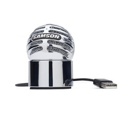 Samson Meteorite Usb Condenser Hi Quality Microphone For Computer Pc/Mac/Tablet