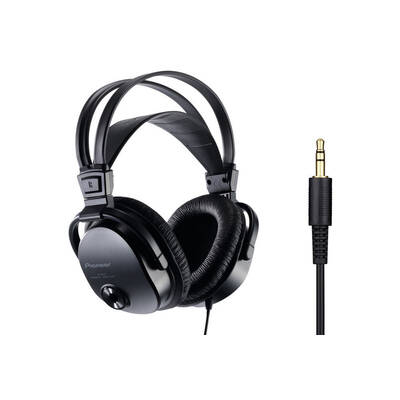 Pioneer Se-M521 Stereo Headphones Over-Ear/3.5M Long Cable For Tv Dvd Cd Player