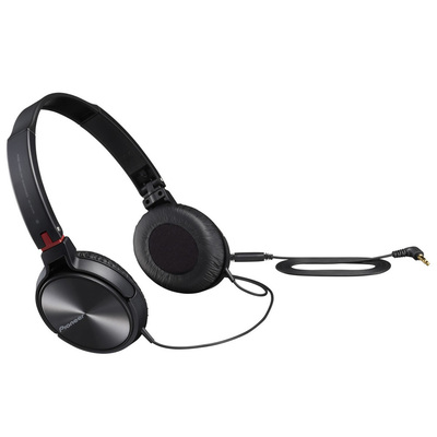 Pioneer Se-Nc21M Active Noise-Cancelling Anc Foldable Headphones For Smartphones