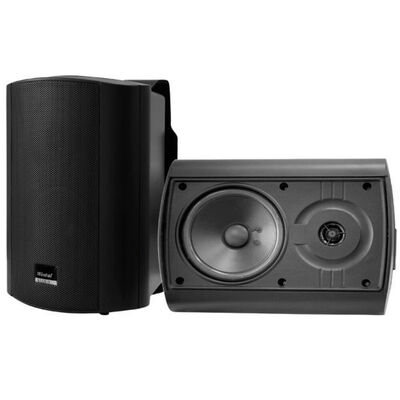 "Wintal Studio6B 6"" Outdoor  Indoor Speakers Speaker Universal Bracket - Black"