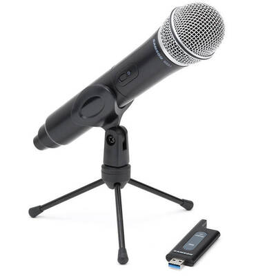 Samson Stage X1U Digital Wireless Microphone Voice Recorder USB for Computer/PC