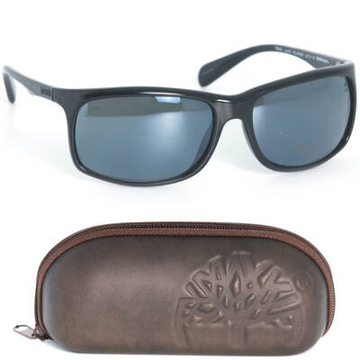 Genuine Timberland Black Polarised Sunglasses 100%