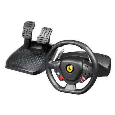 Ferrari 458 Replica Racing Wheel/Pedals For Xbox 3