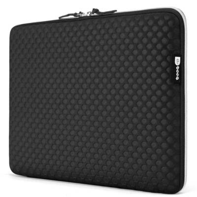 Black Booq Taipan Spacesuit Protective Sleeve Case for 13 inch Macbook/Laptop/PC