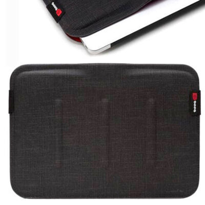 "Jute Black Viper Sleeve/Case 11"" Fits Macbook Air 11 Inch Laptop"