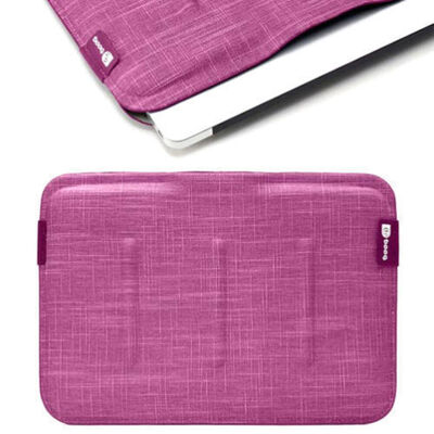"Jute Purple Viper Sleeve/Case Fits 11""  Macbook Air Laptop"