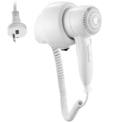Maxim 1600W Wall Mountable Hairdryer Hair Dryer/ F