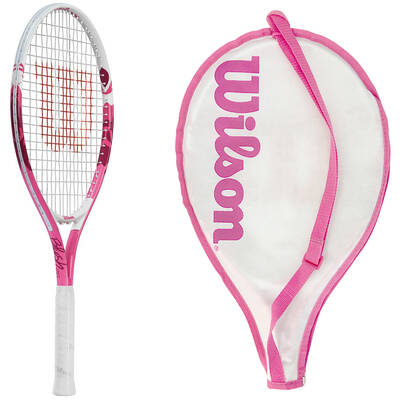 Wilson Blush Kids Girl Childrens Tennis Racquet Ra