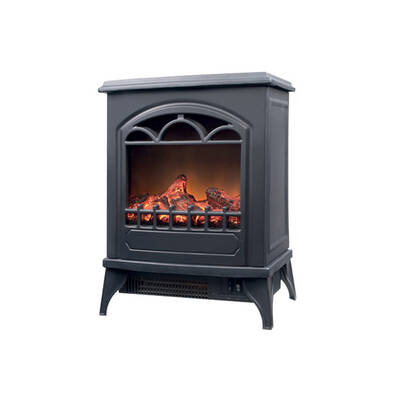Electric Fireplace Heater - Fan Assisted 2000W