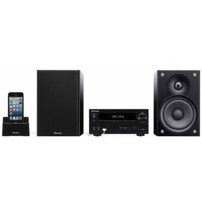 Pioneer X-HM51DAB-K CD/DAB+ Radio/Bluetooth/USB Speaker for iPhone/iPad/Android