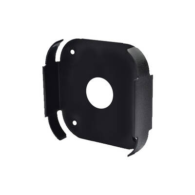 Black Smart Wall Bracket Mount Tray Frame For Apple Tv & Airport Express Series