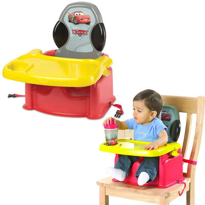 Disney Cars Foldable Baby/Child High Chair Booster Feeding Seat