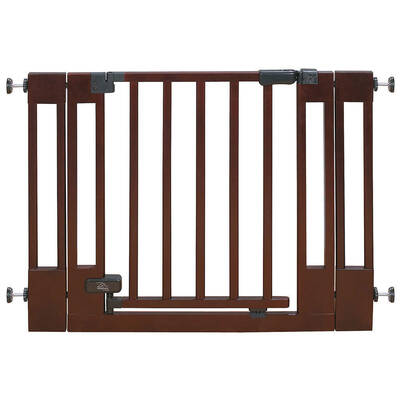 The First Years Home Decor Wood Safety Gate