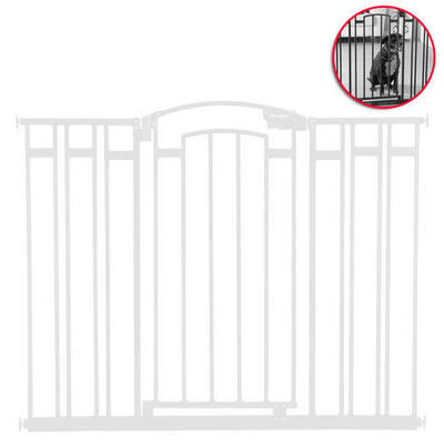 The First Years White  Baby and Pet  Safety Gates