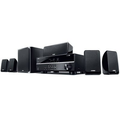 Yamaha YHT-1810B Home Theatre Pack
