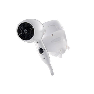 Maxim Zd718 Wall Mounted Hair Dryer - 1600W Secure