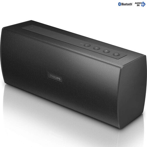 Philips BT3080B Stereo Bluetooth Wireless Speaker