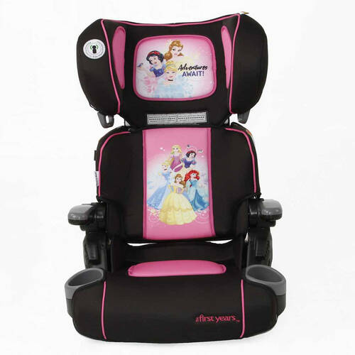 Disney Princess The First Years Folding Booster Seat