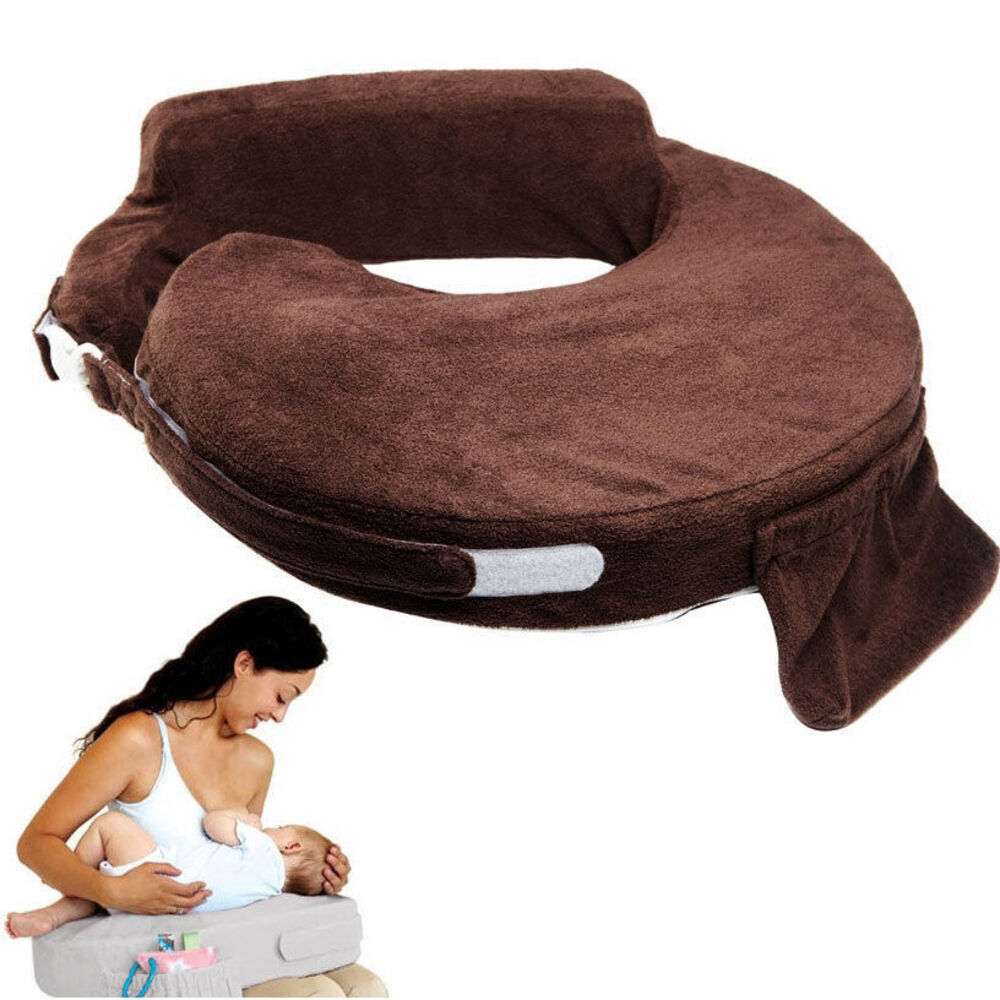 My Brest Friend Breastfeeding Maternity Nursing Pillow PLAYETTE Adorable My Brest Friend Nursing Pillow Cover