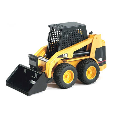 1:16 CATERPILLAR Skid Steer Loader