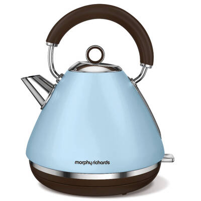 Morphy Richards 102100 Accents Azure Kettle