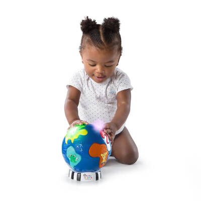 Baby Music Discovery Globe - Musical Toy