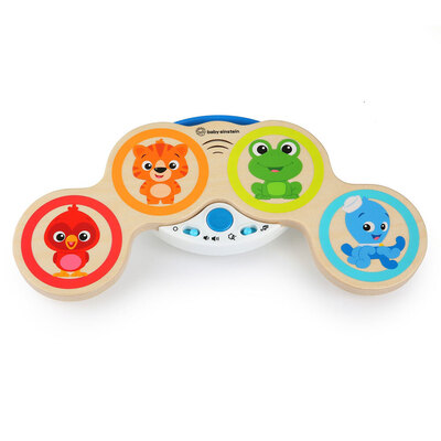 Hape Baby Magic Touch Drums Musical Toy - 6m+