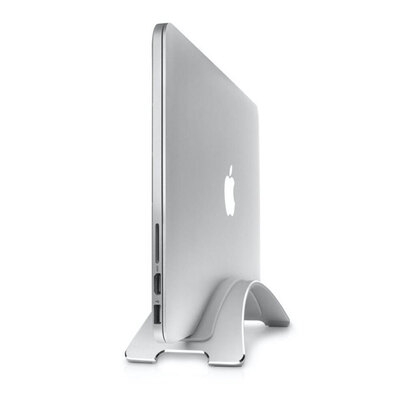 Twelve South Book Arc Stand For MacBook/Retina/Pro/Air - Silver
