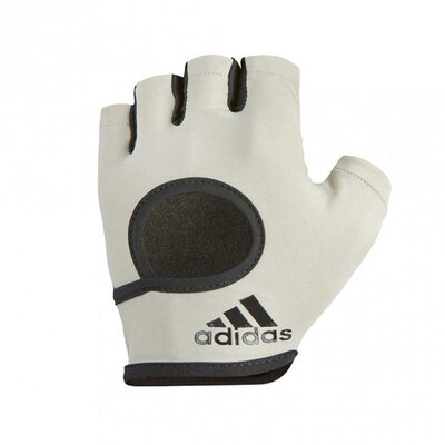 Adidas Womens Essential Gloves - Stone - S