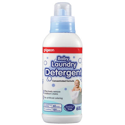 Pigeon 600ml Baby Laundry Detergent Liquid