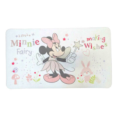 Minnie Mouse Fairy Bath Mat