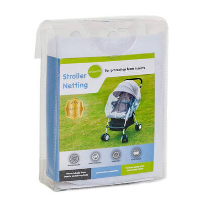 Playette Stroller Netting
