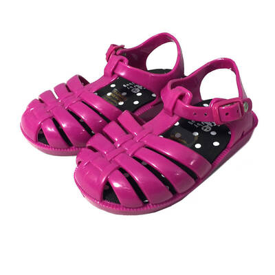 Playette 9-12m Pink Toddler Sandals