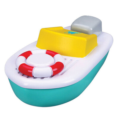 BB Junior Splash N Play Twist & Sail Motorboat