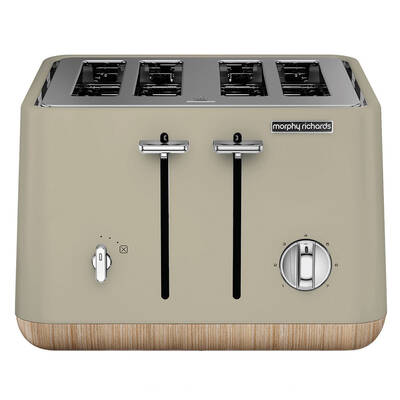 Morphy Richards 240010 Scandi Stone Aspect 4 Slice Toaster