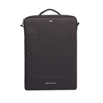 "Brenthaven Tred Sleeve Folio 13"" w/ Pouch Black"
