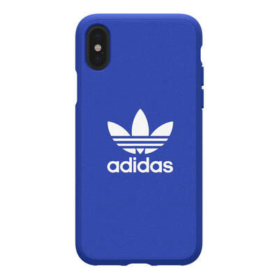 Adidas Original Adicolour Phone Case For iPhone X - Blue
