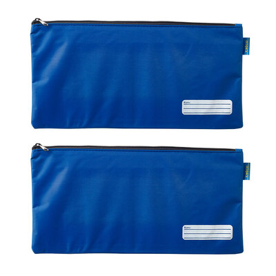 2PK Celco Nylon Pencil Case 375 x 190mm