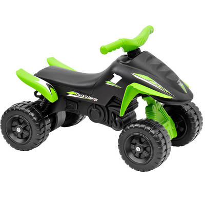 MX Quad Bike - Toddler/Kids 1-3y Ride-On - Black