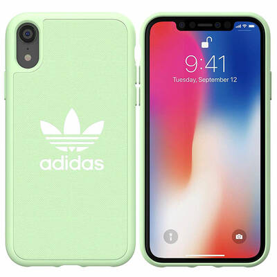 Adidas Original Classic Moulded Case f/ iPhone XR - Green