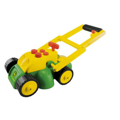 Push Lawn Mower Garden Kids Toy with Sounds