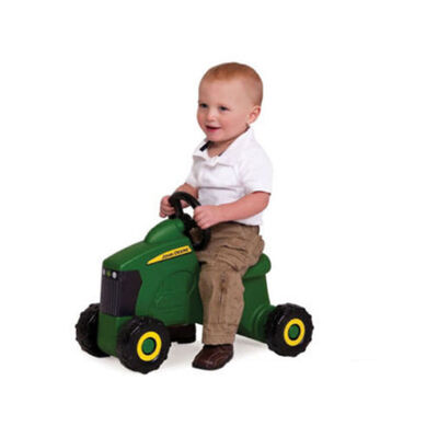 John Deere 35189 Foot To Floor Tractor Ride On Kids Toy