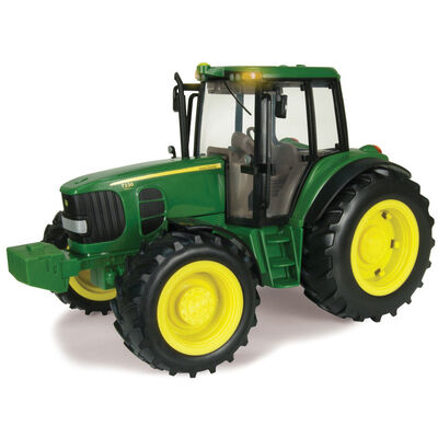 John Deere Big Farm Tractor Lights & Sounds Toy Kids/Children