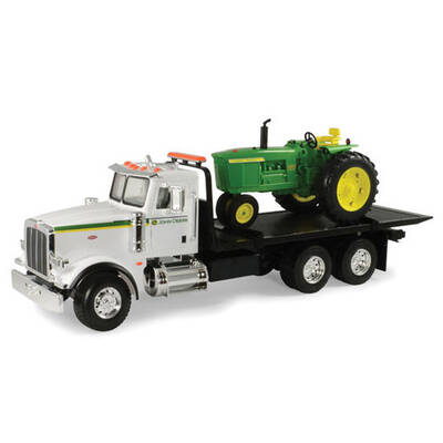 367 Truck Flatbed Sound Truck Big Farm for 3+