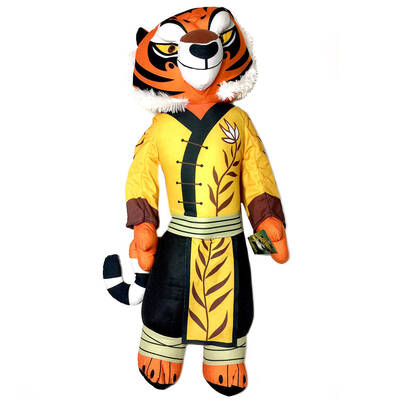 Kung Fu Panda 3 71cm Tigress Standing Soft Plush Toy