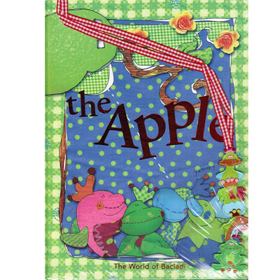 The Apple - The World of Bacladi - Kids/Children Picture book/Story/Hardcover