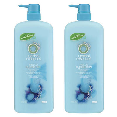 Herbal Essences Hello Hydration Shampoo 2 Pack